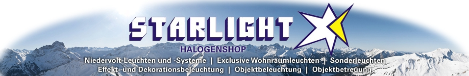 Starlight Halogenshop